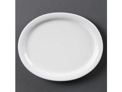 67363 olympia ovalne podnosy whiteware 202mm