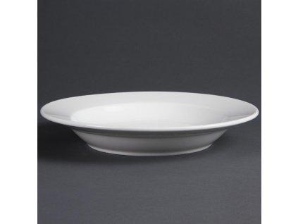 68074 olympia hluboke talire whiteware 270mm
