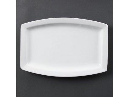 68080 olympia obdelnikove talire whiteware 320mm