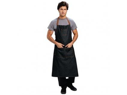 68803 chef works naprsni zastera memphis v urban stylu cerna