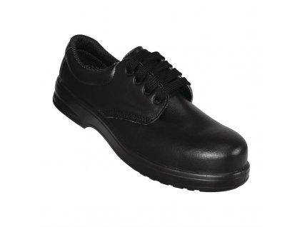 69415 lites bezpecnostni snerovaci obuv cerna 37