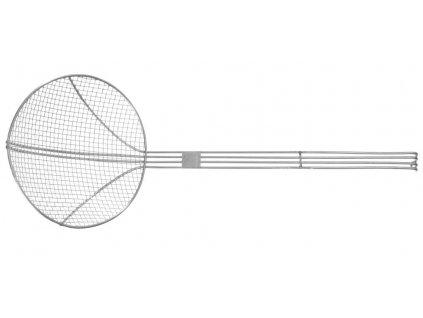 97827 fritovaci lzice grey 200 mm