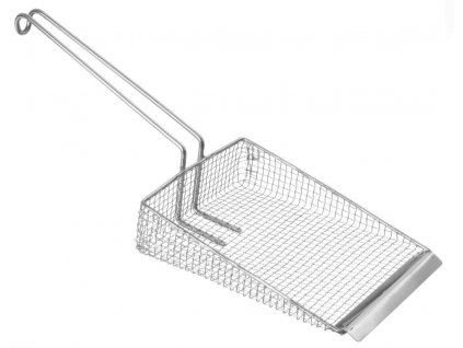 97914 lopatka na hranolky grey 210x160 mm