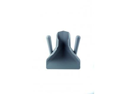 98004 lopatka na hranolky darkgrey 205x233 mm
