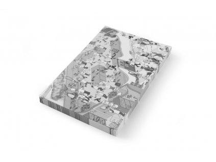 98799 nepromastitelny papir chaos v kuchyni 420x275 mm