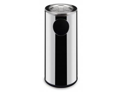 99177 stojici odpadkovy kos s popelnikem 33 l 240x h 660 mm