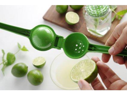 99282 lisy na citrusy zeleny na limetky 203x60x h 40 mm