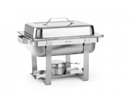 99420 chafing gn 1 2 kitchen line 4 5 l 385x295x h 310 mm