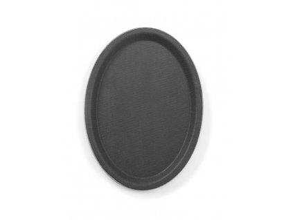 99810 servirovaci podnos rubberform ovalny fibreglass 210x290 mm