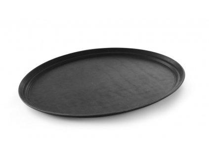 99837 servirovaci podnos rubberform ovalny xl fibreglass 735x600 mm