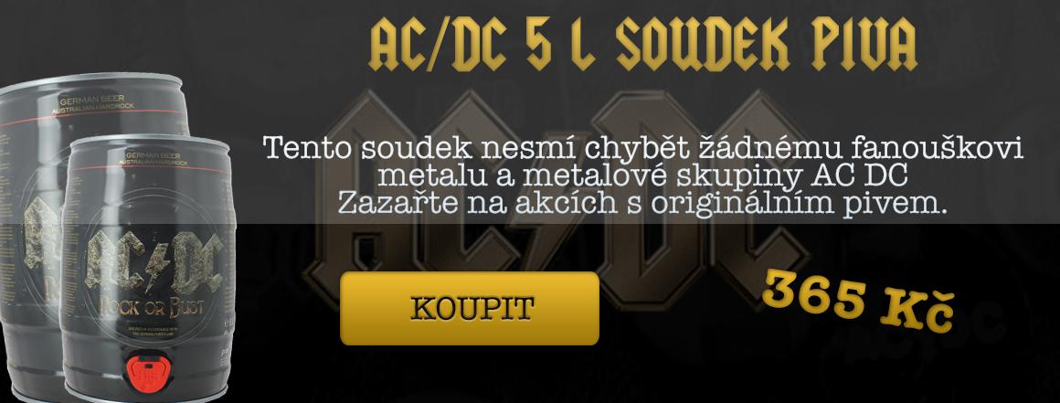 AC/DC soudek 5 l