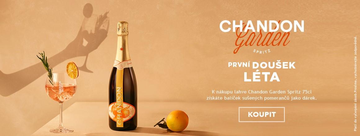 Chandon Garden Spritz + balíček sušených pomerančů zdarma