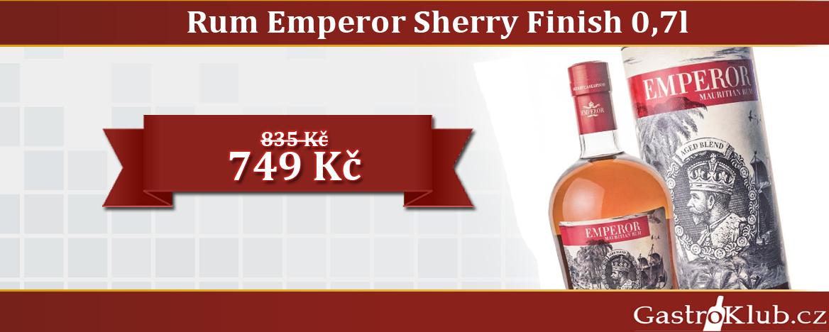 Emperor sherry