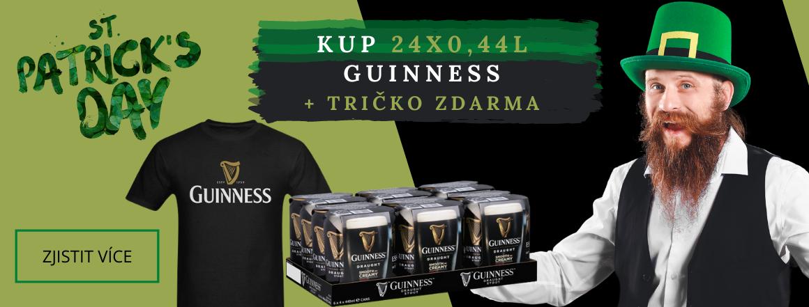 Guinness akce