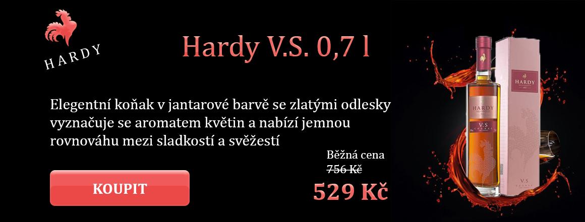 Hardy V.S 0,7 l