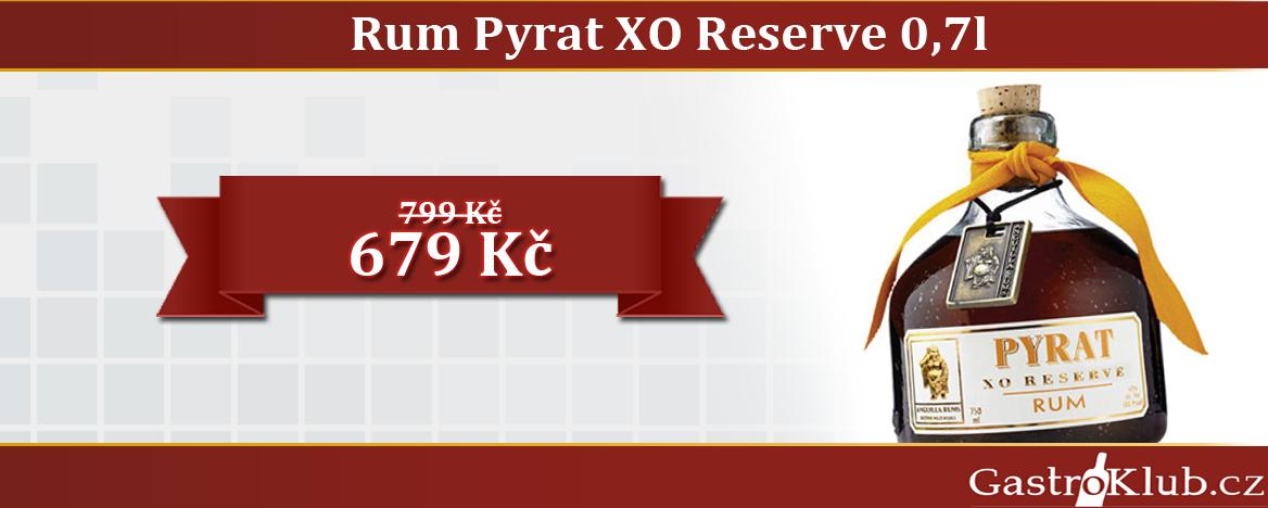 PYRAT XO RESERVE 0,7 L