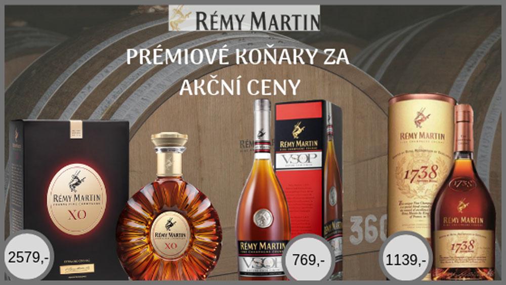 Akce Rémy Martin