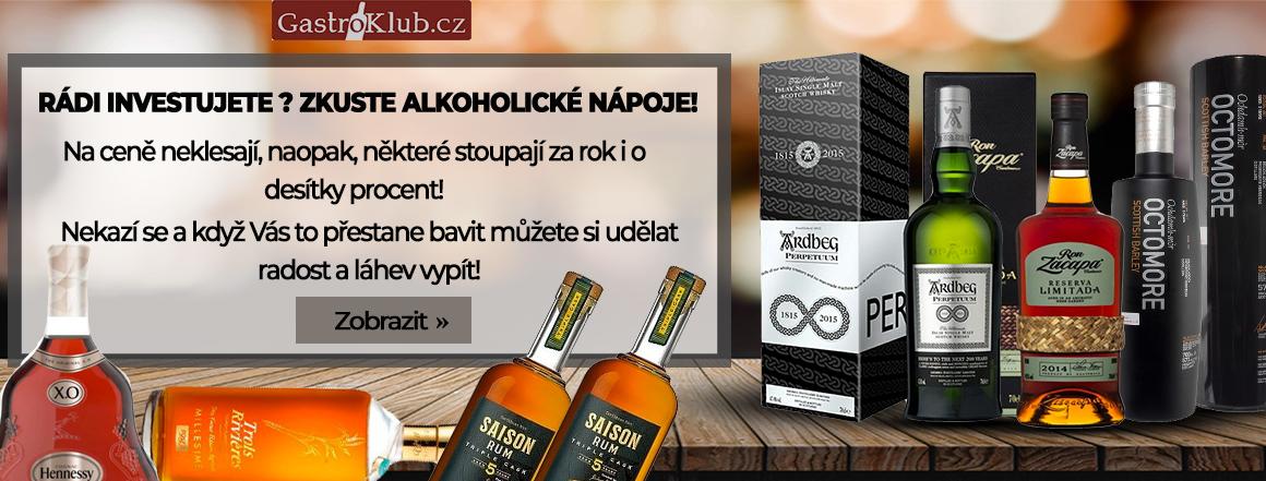 Investiční alkohol