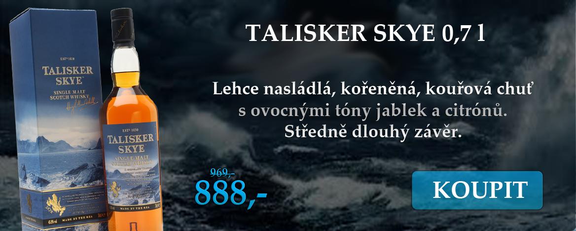 Talisker Skye 0,7 l