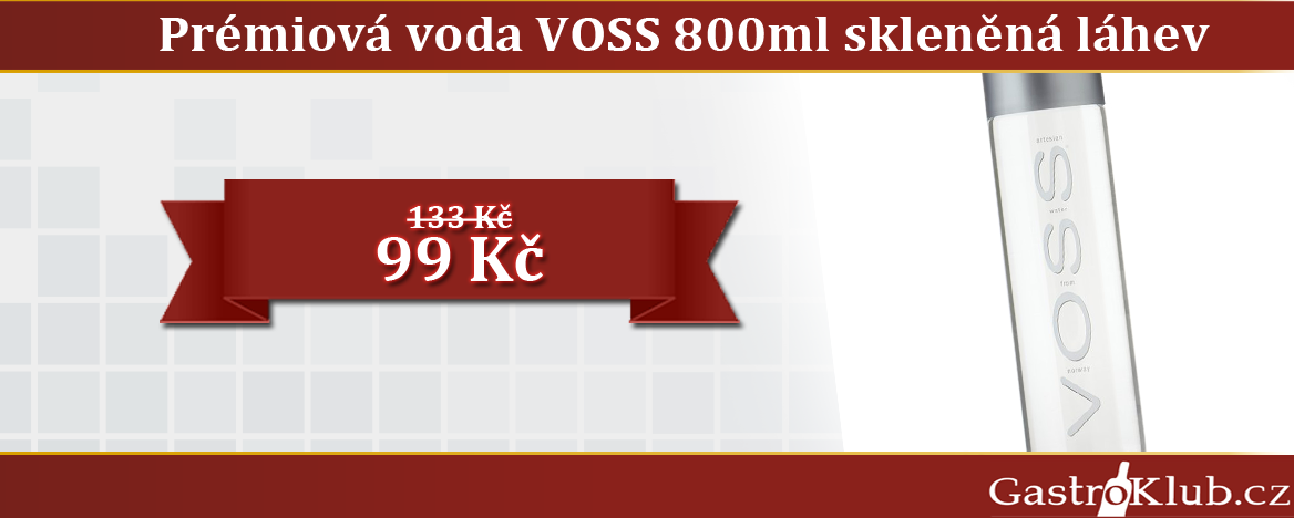 Voda VOSS 800ml