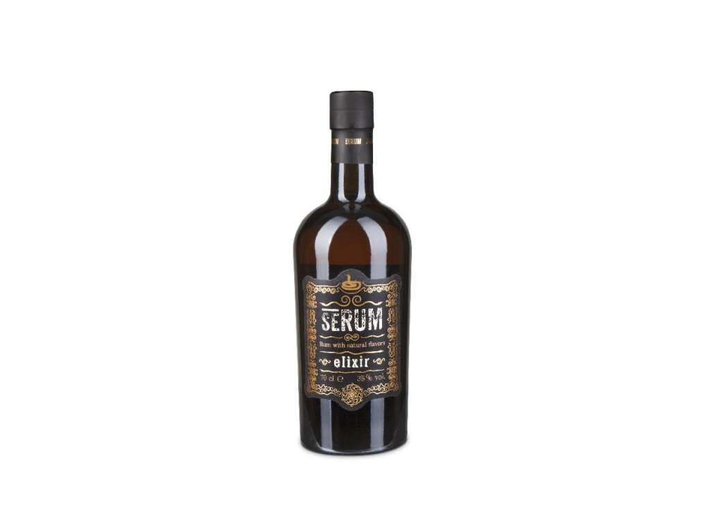 Sérum Rum Elixir 0,7l 35%