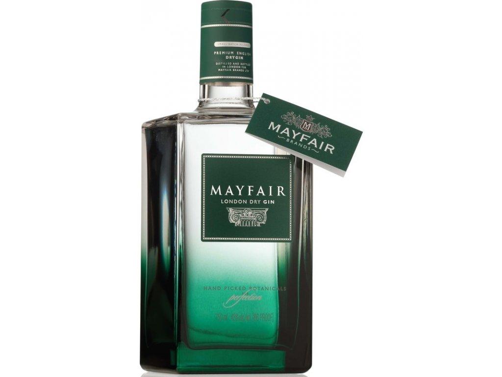 Mayfair London Dry Gin 40% 0,7l
