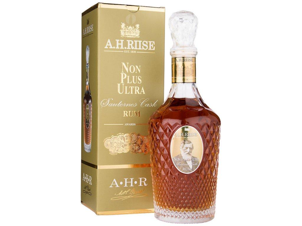 A.H. Riise Non Plus Ultra Sauternes Cask 0,7l 42%
