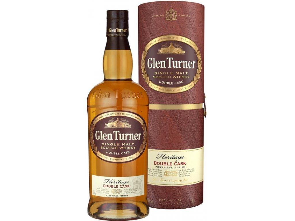 Glen Turner Single Malt Scotch Whisky LIMITED EDITION 40% 0,7l