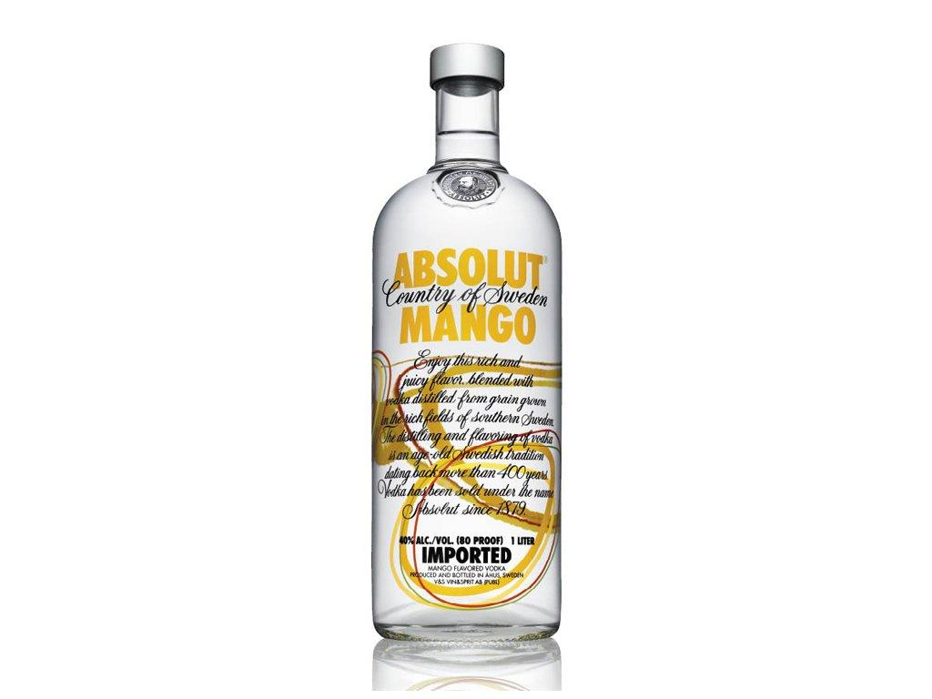 absolut vodka mango