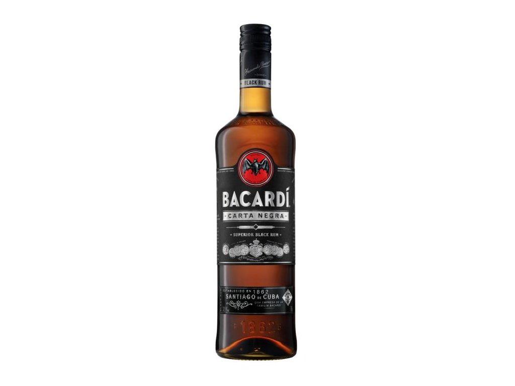 Bacardi Carta Negra 1 l