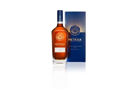 Metaxa 12* 0,7 l v kartónku