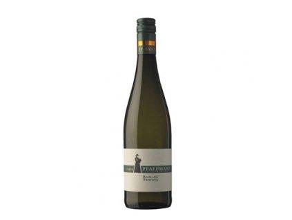 Pfaffmann Riesling Qualitätswein trocken 0,75l 2012