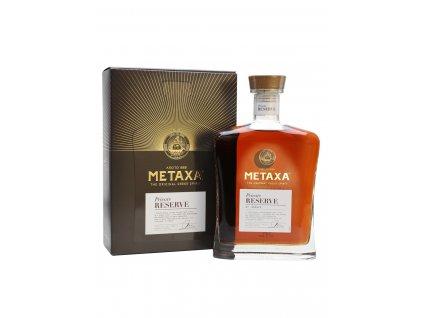 Metaxa Private Reserve 0,7 l nový design 2017