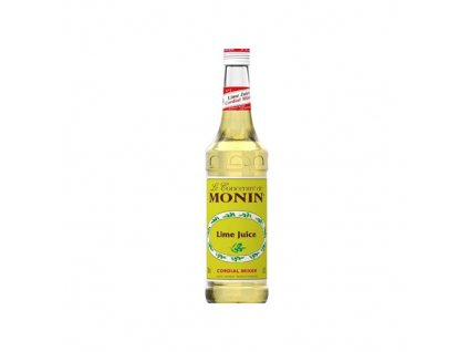 Monin Lime Juice 0,25 l