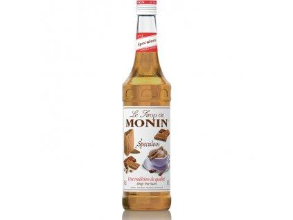 Monin Speculoos - Sušenka mikulášská 0,7 l