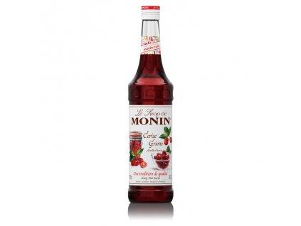 Monin Morello Cherry - Griotka 0,7 l