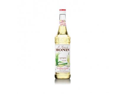 Monin Lemongrass - citrónová tráva 0,7 l