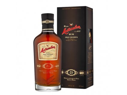 Rum Matusalem Gran Reserva 23y 0,7 l