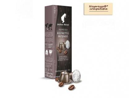 Kávové kapsle Julius Meinl Inspresso Ristretto Versetto 10ks