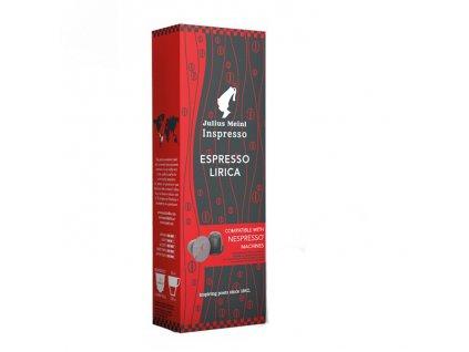 Kávové kapsle Julius Meinl Inspresso Espresso Lirica 10ks
