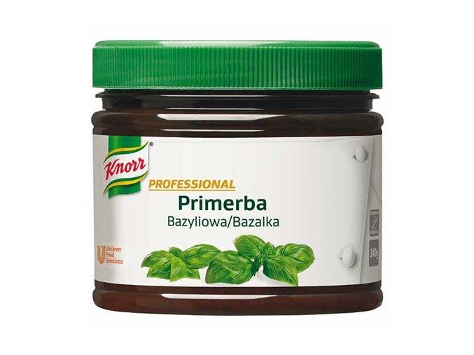 Jemné bylinkové pesto primerba 0,3 Kg Knorr