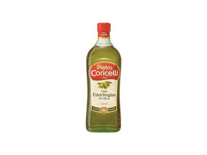 Olivový olej extra panenský  1 l Pietro Coricelli
