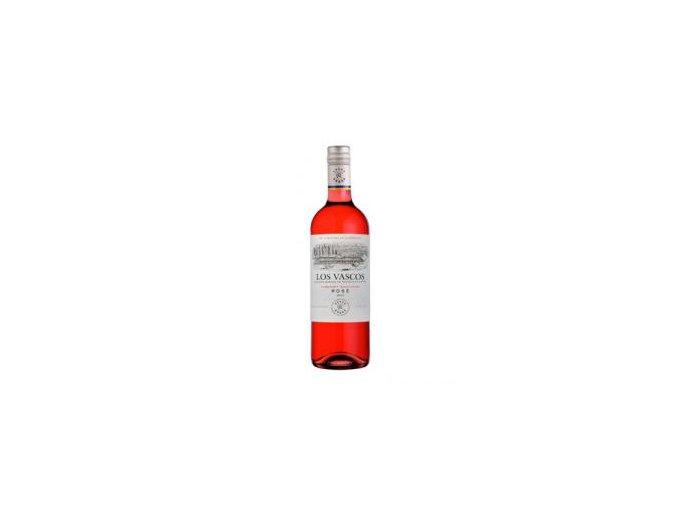 Los Vascos Cabernet Sauvignon Rosé, 2013 0,75l