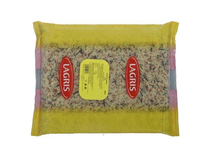 Rýže tříbarevná 3 Kg Lagris