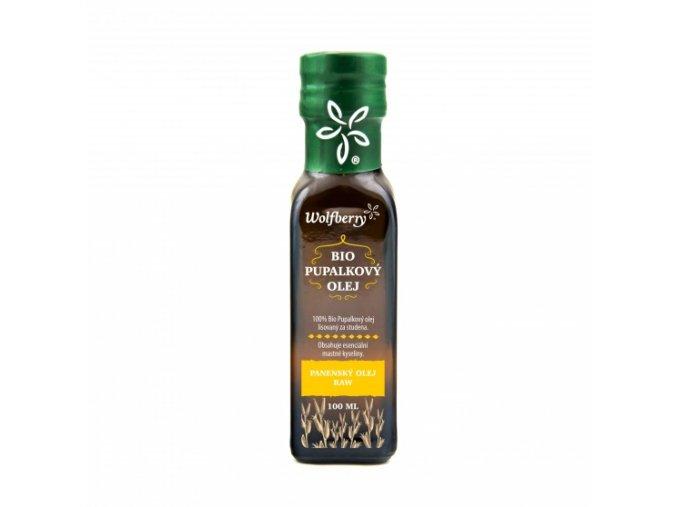 BIO Pupalkový olej 0,1 l Wolfberry