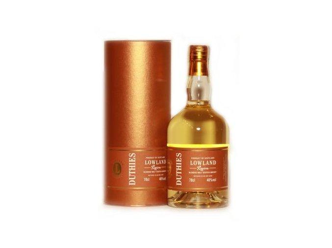 Whisky Duthies Lowland 46% 0,7 l