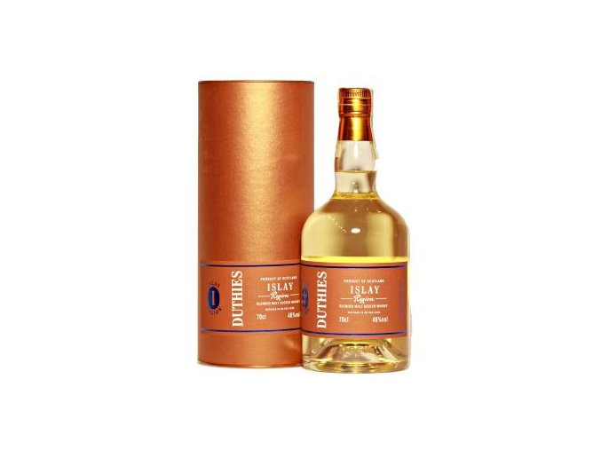 Whisky Duthies Islay 46% 0,7 l