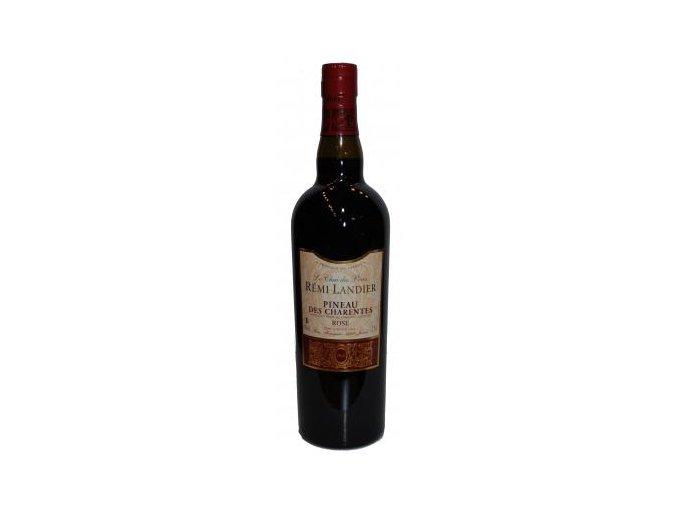 Pineau Rosé 17% 0,7 l