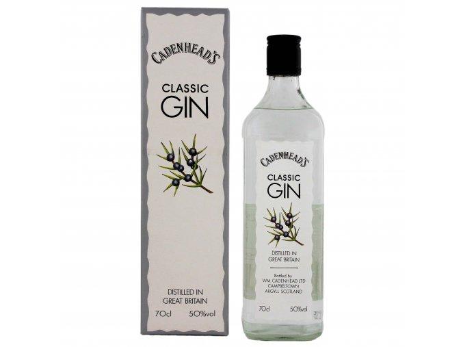 Classic Gin C 50% 0,7 l Cadenheads