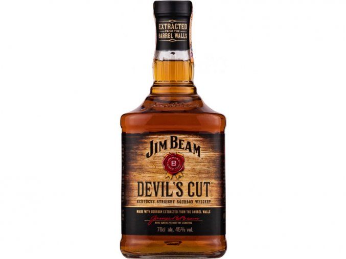 Jim Beam Devils Cut 90 proof 45% 0,7 l